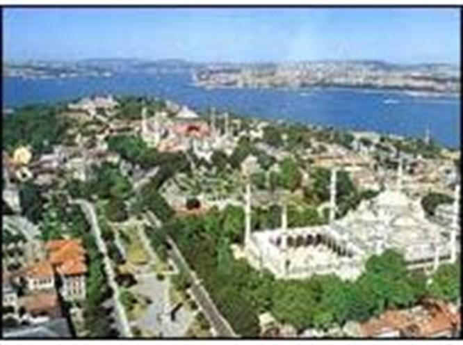 4 saatte İstanbul turu